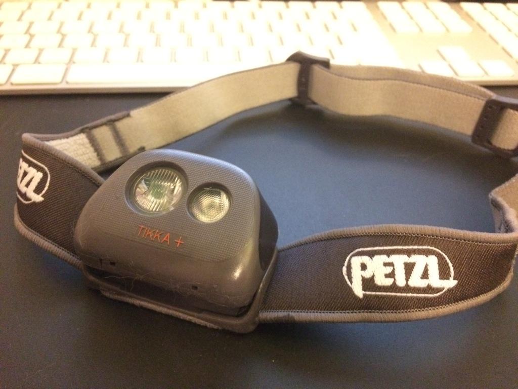 Petzl Tikka+ Headlamp