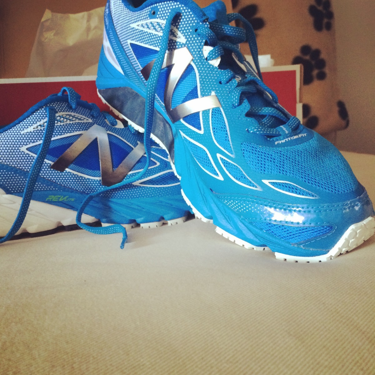 c0018fc8a624f Quick Review  New Balance 870v4 – Second Runnings