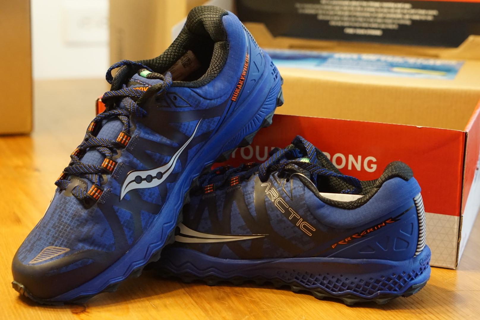 Shoe Review: Saucony Peregrine 7 ICE